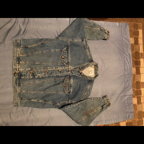 Vintage 80s original Jordache jeans jacket